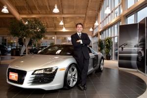 Jared Lang, Momentum Audi GM