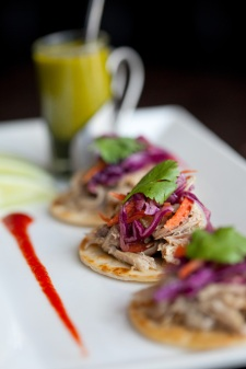 Max's Wine Dive Duck Tacos