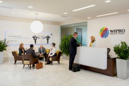 Wipro Client Lobby